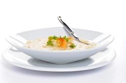 banta med soppa